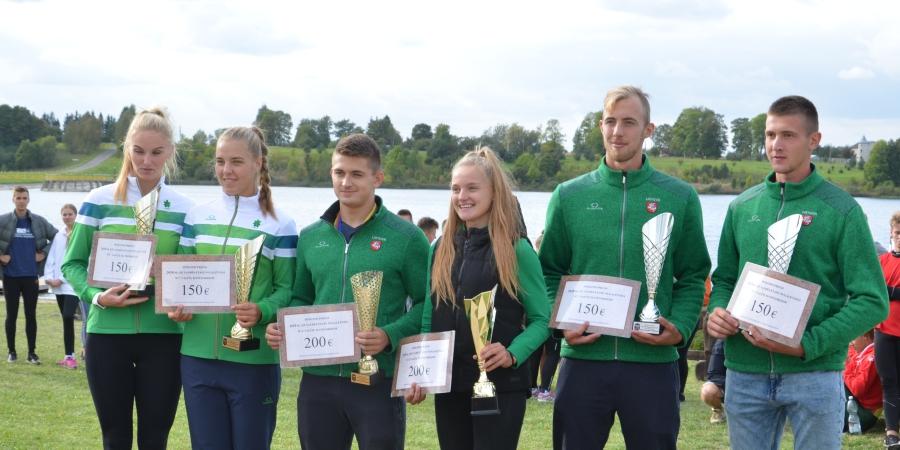 LIF taurės III etapas, Kupiškio ilgo nuotolio regata ir Lietuvos universitetų irklavimo čempionatas