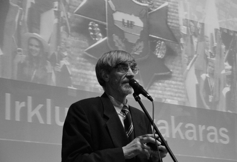Užverstas dar vienas Lietuvos irklavimo istorijos puslapis: atsisveikinimas su olimpiečiu su V. J. Briedžiu
