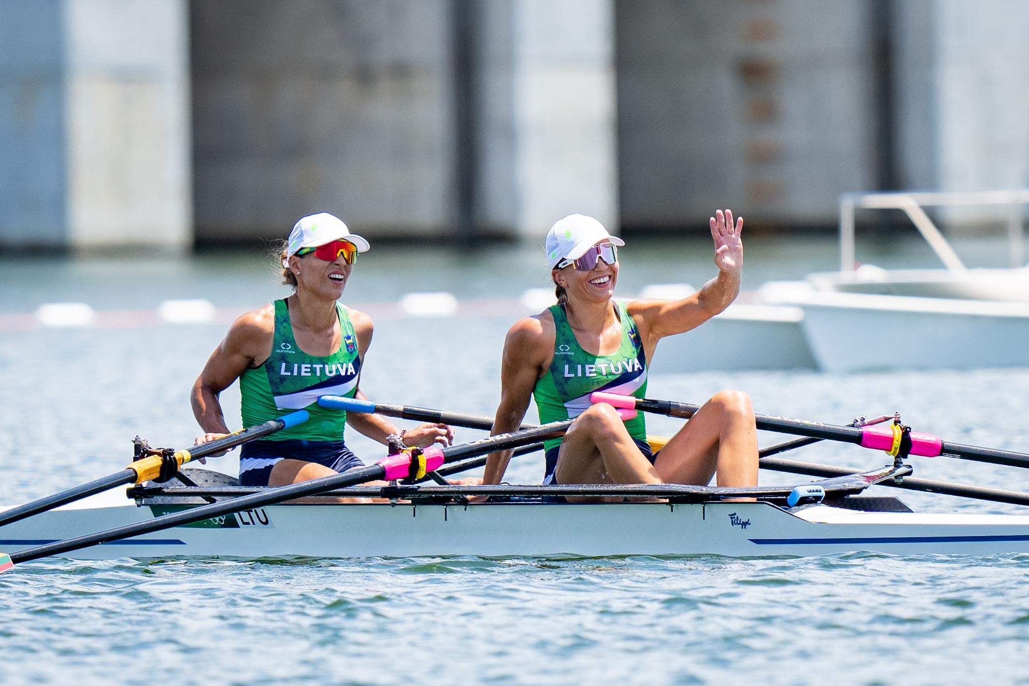 Rio de Žaneiro medalininkės – olimpinių žaidynių finale