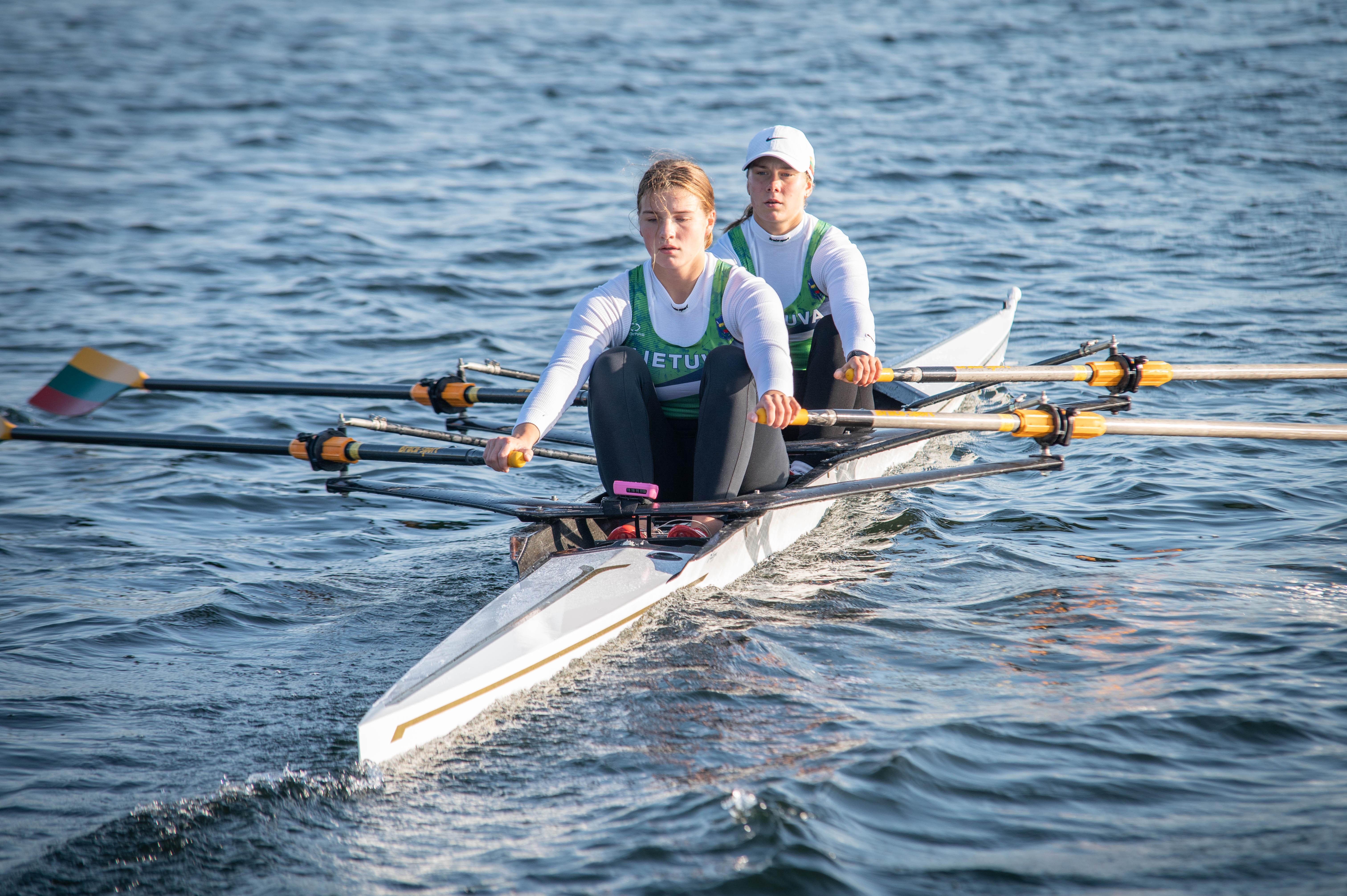 Jaunių rinktinė išvyko į Europos čempionatą